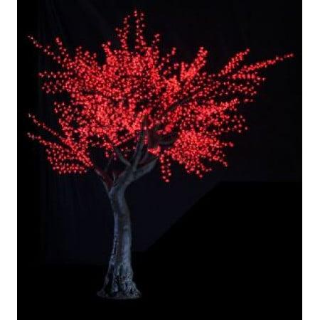 Tree Cherry Blossom 3.5M Red