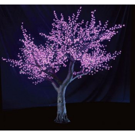 Tree Cherry Blossom 3.3M Pink