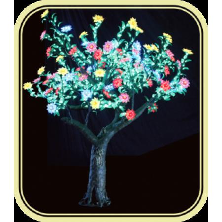 Tree Peony Flower 2.3M Multi Color