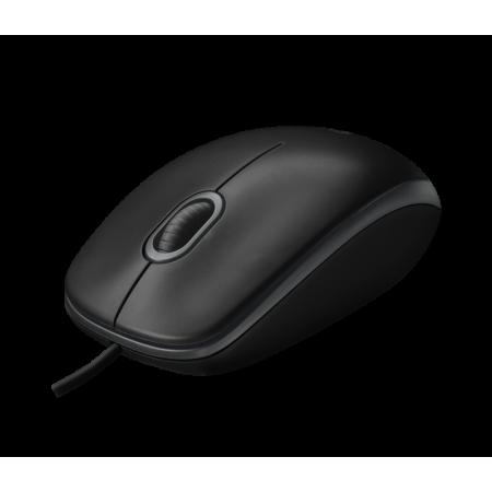 עכבר מחשב Logitech B100 USB