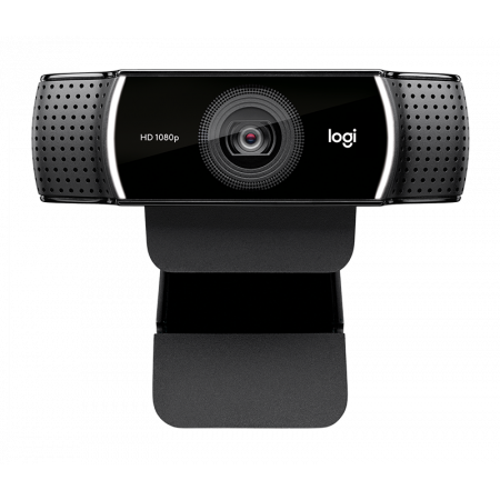 מצלמת רשת וסטרימינג Logitech C922 Pro Stream