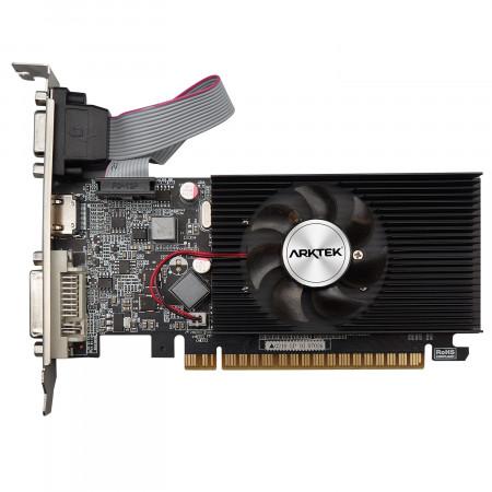 ARKTEK G210 (GT210) 1G DDR3 64Bit Low Profile