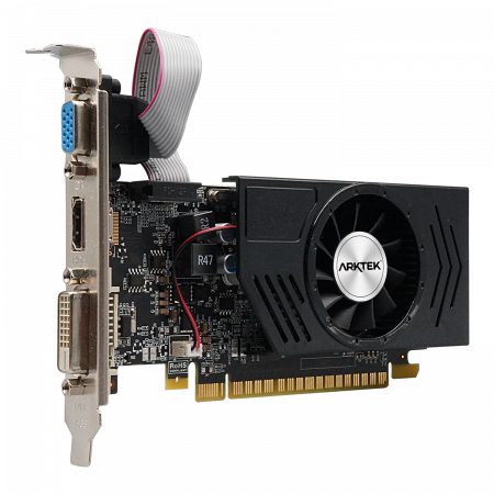 ARKTEK GT730 4G DDR3 128Bit Low Profile