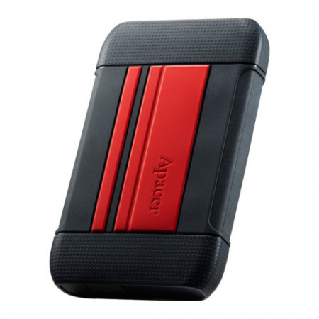 Apacer Portable 2.0TB AC633 Military-Grade HDD Red