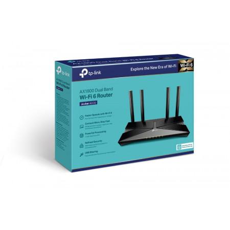 ראוטר TP-Link AX1800 Dual-Band Wi-Fi 6