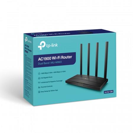 ראוטר TP-Link AC1900 Wireless MU-MIMO Wi-Fi