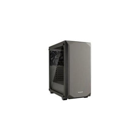 be quiet! Case PURE BASE 500 Window Metallic Gray