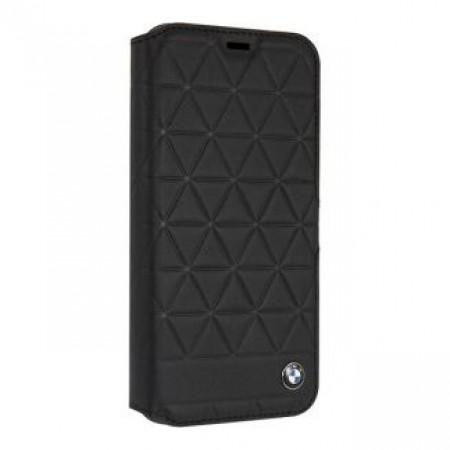 CG Mobile כיסוי ספר מעור אמיתי לסמסונג גלקסי S9 בצבע שחור BMW רשמי