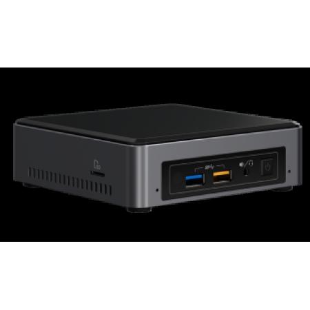 Intel Nuc i3 7100U Barebone Slim