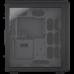 Corsair Carbide Air 540 High Airflow ATX Cube Case Black