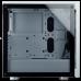 Corsair Carbide 275R Tempered Glass Gaming White