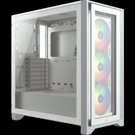 Corsair iCUE 4000X RGB TG Case White