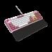 מקלדת CoolerMaster CK550 V2 Sakura White Keyboard - switch brown