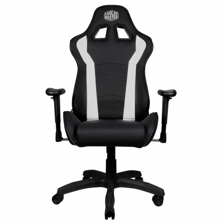 CoolerMaster Caliber R1 Gaming Chair White