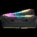 Corsair DDR 4 16G (8Gx2) 3600 CL18 Vengeance RGB PRO CMW16GX4M2D3600C18