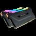 Corsair DDR 4 32G (16Gx2) 3600 CL18 Vengeance RGB PRO CMW32GX4M2D3600C18