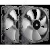 Corsair ML140 140mm PWM Premium Magnetic Levitation Fan Twin Pack