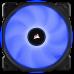 Corsair Air Series AF120 LED (2018) Blue 120mm Fan 3 Pack