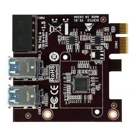 Biostar DCBTC2 Riser Card