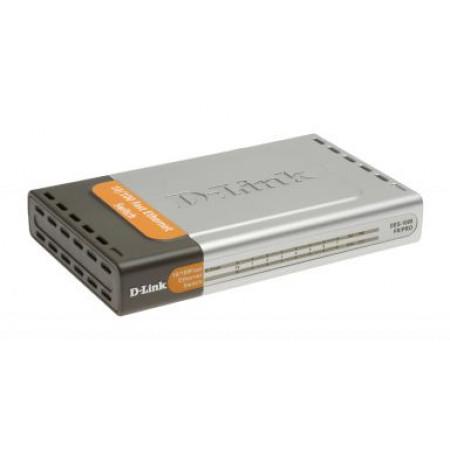 Switch 8 Port 7X 10/100 + 1X BASE-FX SC 20KM FIBER