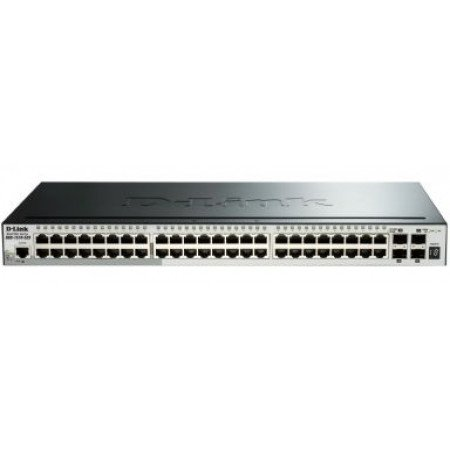 Dlink DGS-1510-52X 48 port Gigabit + 4X 10Gb SFP+ ports