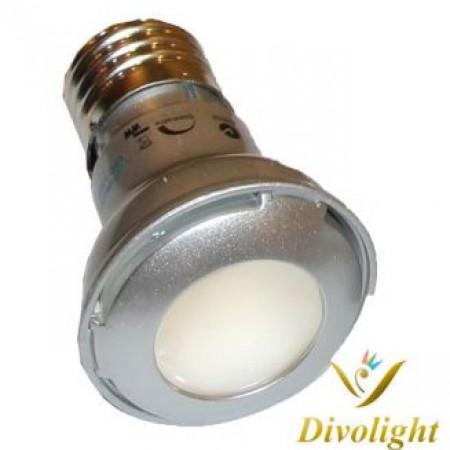 נורת ספוט לד 4.5W E27 - אור חם