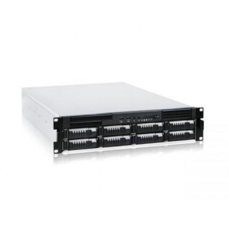 iStarUSA 2U 8-Bay Storage Rackmount Case