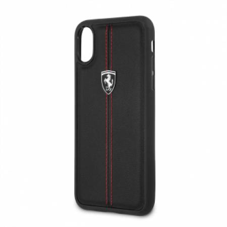 CG Mobile כיסוי קשיח לאייפון XR בצבע שחור פרארי רשמי