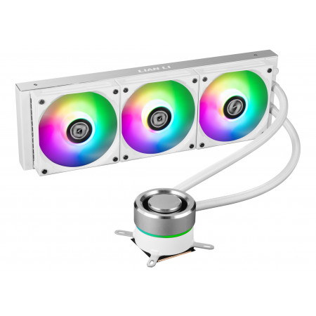 LIAN-LI Galahad AIO 360 Liquid Cooler White
