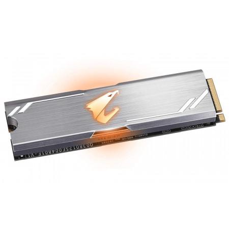 Gigabyte AORUS RGB SSD M.2 PCIE NVMe 256GB GP-ASM2NE2256GTTDR
