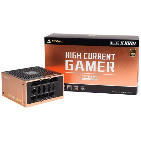 ANTEC PSU 1000W High Current Gamer Extreme Gold