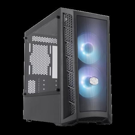 מארז מחשב CoolerMaster MasterBox MB311L ARGB w/ctrl