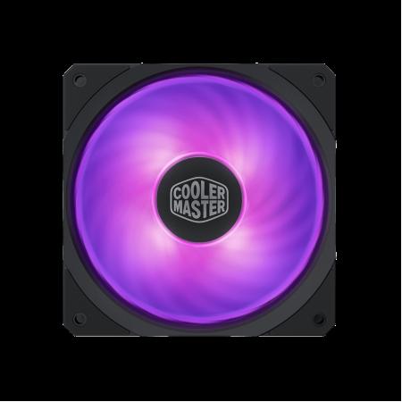 CoolerMaster MasterFan SF120R RGB FAN