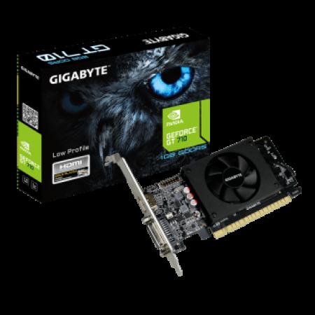 Gigabyte GT710 1GB DDR5 GV-N710D5-1GL