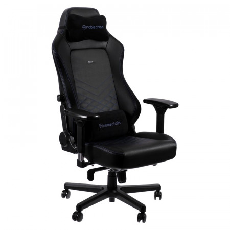 Noblechairs HERO Gaming Chair Black/Blue