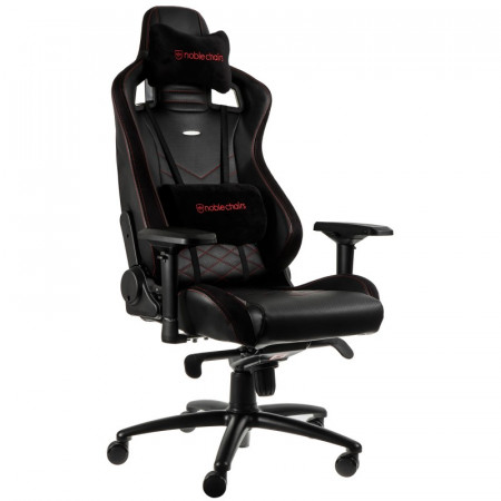Noblechairs EPIC Gaming Chair Black/Red