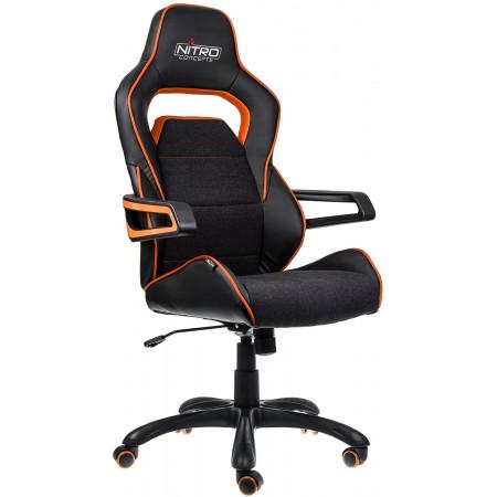 Nitro Concepts E220 EVO Gaming Chair Black/Orange