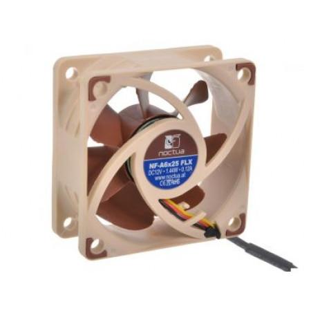 Noctua NF-A6X25 FLX 60MM Fan 3000 RPM
