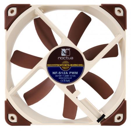 Noctua NF-S12A PWM 120MM Fan