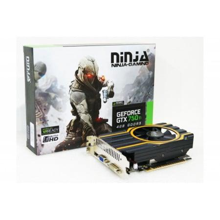 Ninja GTX 750Ti 4G DDR5 128BIT PCI-E