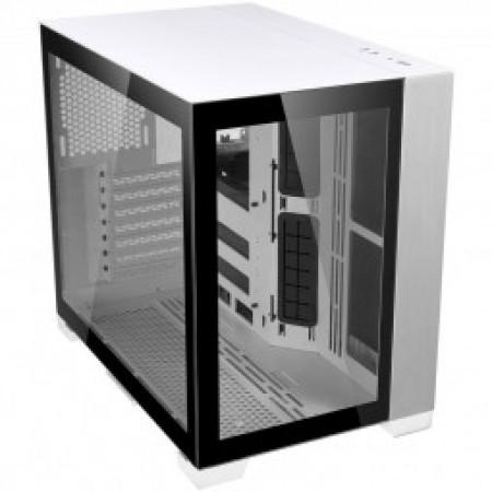LIAN-LI ATX Case PC-011 Dynamic Mini White