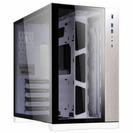 LIAN-LI Full Tower Case PC-011 Dynamic White