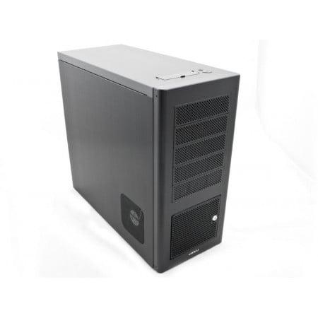 LIAN-LI Midi Tower PC-9B Aluminum Black