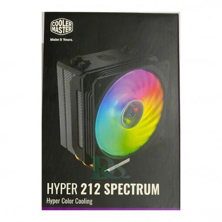 CoolerMaster Hyper 212 Spectrum Cooler