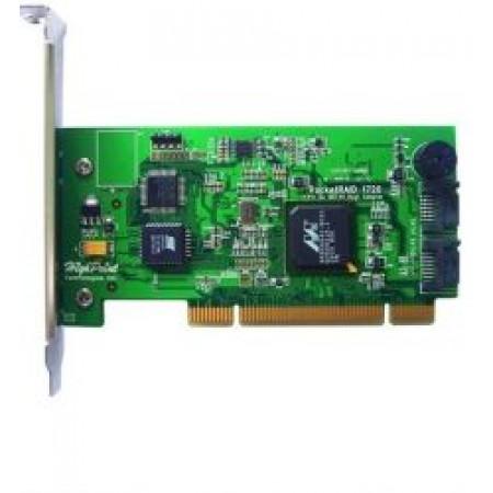 Highpoint RocketRaid 1720 SATA2 2-PORT RAID 0,1 PCI