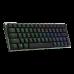 מקלדת אלחוטית CoolerMaster SK622 Bluetooth Black Keyboard - Swith Red
