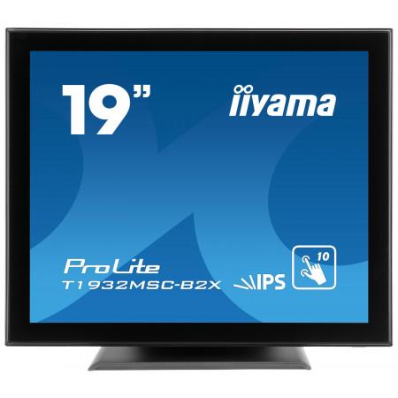 "IIYAMA Monitor 19"" ProLite 5:4 IPS Panel 10pt Multi Touch IP54"