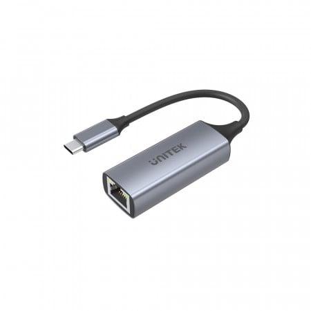 Unitek USB-C to Gigabit LAN 5Gbps Aluminium Adapter