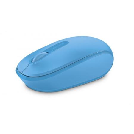 עכבר אלחוטי Microsoft 1850 Cyan Blue