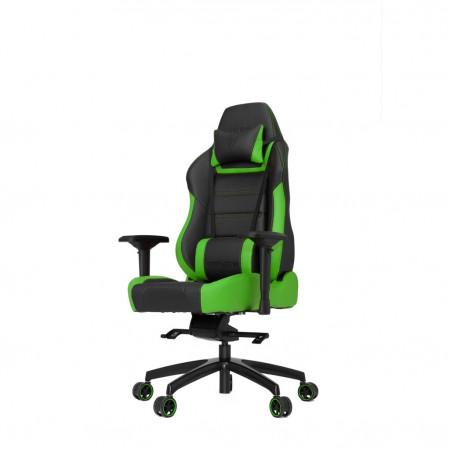 Vertagear Racing Series P-Line PL6000 Gaming Chair Black/Green Edition
